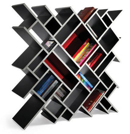 Quad Shelving Unit Bookcase Porn