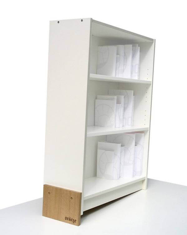 IKEA Billy Bookcase Add-On by DING3000 - Bookcase Porn