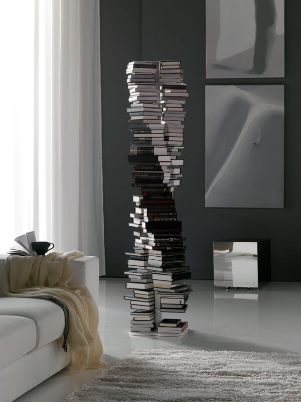 DNA bookcase by Milano Furniture